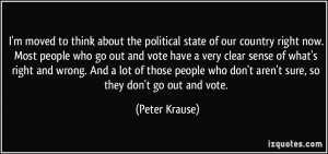 More Peter Krause Quotes