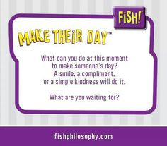 Fish! Philosophy & Employee Engagement