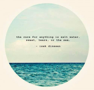 Mermaid quote. :)