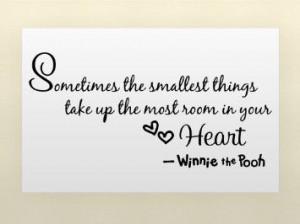 Amazon.com: Epic Designs Wall Art Wall Sayings, Winnie The Pooh: Baby