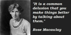 Rose macaulay famous quotes 1