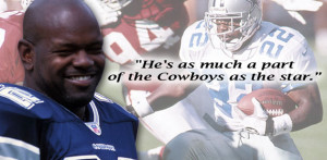 Emmitt Smith , the NFL's all-time leading rusher, is the 12th long ...