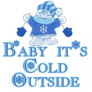 Funny Cold Weather Quotes | February 2, 2011} Baby, it's cold ...