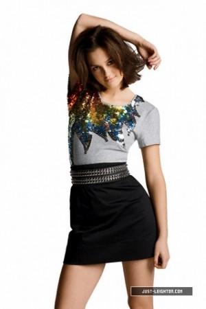 Leighton Meester - gossip-girl-quotes Fan Art