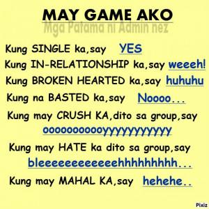 mga patama ni admin nez may game ako mga patama ni admin nez