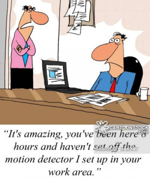 Lazy Employee cartoons, Lazy Employee cartoon, funny, Lazy Employee ...