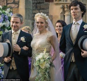 Sherlock actress Amanda Abbington tells of death threats from jealous ...