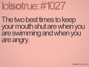 Images keep your mouth closed picture quotes image sayings