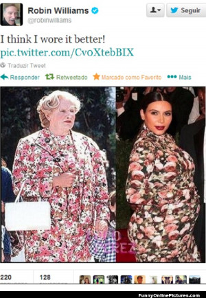 Kim K Fashion Fail