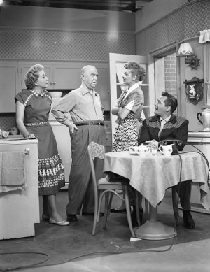 ? Ricky Ricardo: What's the matter with thirty dollars? Lucy Ricardo ...