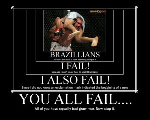 MMA Motivational Posters!