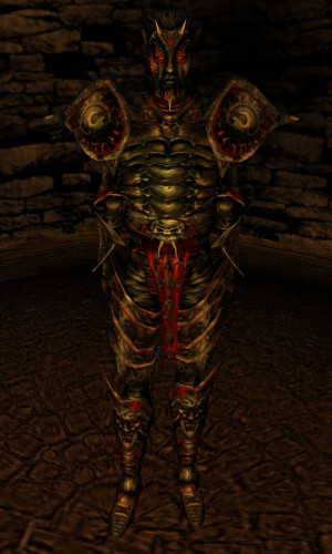 elder scrolls dremora