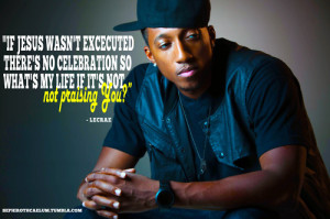 Lecrae Wallpaper Quotes Jesus, quote, swagg and