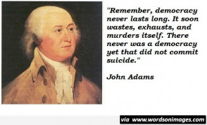 Famous Quotes by John Adams