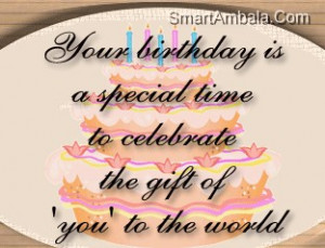 for forums: [url=http://www.smartambala.com/your-birthday-is-special ...