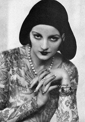 Fashion's Most Wanted: Friday quotes - Tallulah Bankhead