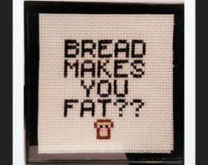 Bread Makes you Fat?? - Scott Pilg rim by Bryan Lee O'Malley Quote ...