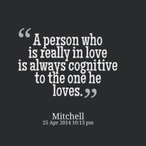 Quotes About: love