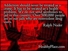 Addict Recovery Quotes, Quotes 3, Jail Quotes, Drugs Addict Quotes ...