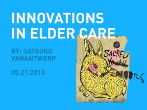 Caring For The Elderly Quotes But our elder care system is