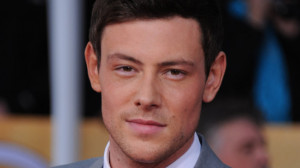 SAG Awards Arrivals (Actor Cory Monteith arrives at the 19th Annual ...