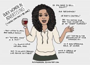 Black Women in Advertising