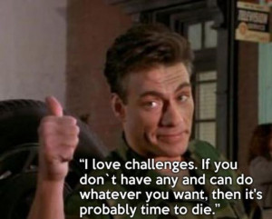 Resursi internetā: Insightful Quotes from Jean Claude Van Damme (19 ...