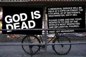 god is dead quote