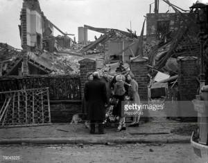 London Bombing World War 2