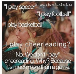 Cheerleading quotes, inspiring, motivational, sayings, basketball