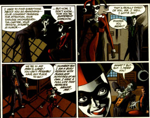 Harley Quinn Quotes Mad Love Harley's haven - longest