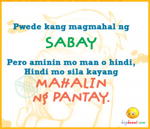 Pinoy Love Quotes Tagalog