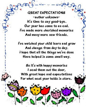 Graduation~ Great Expectations