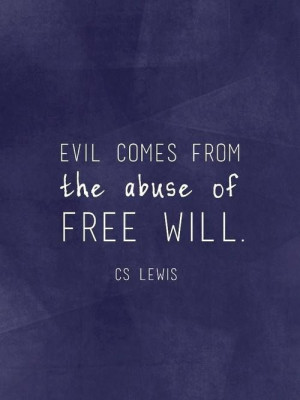 cs lewis quote abuse of