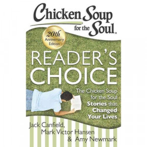 10 Quotes From Chicken Soup for the Soul: Reader's Choice + Giveaway