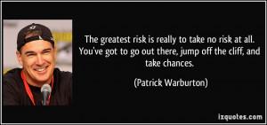 More Patrick Warburton Quotes