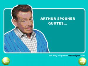 Arthur Spooner Quotes