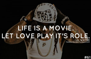 Lil Wayne Life Quotes Tumblr Lil wayne quot.