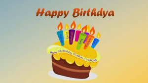 Happy Birthday SMS-Happy Birthday To You Quotes