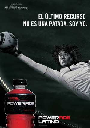 Coca-Cola's Powerade Extends World Cup Alliance With Hispanic Push