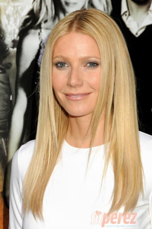 Gwyneth Paltrow Quote of the day