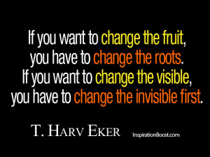 Quotes by T Harv Eker