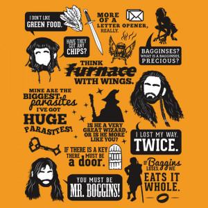 Hobbit Movie Quotes