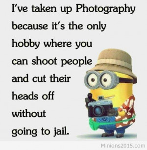fun Photography jail Photography Photography minion Photography quote