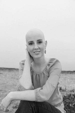 Taken just after my last round of chemo for breast cancer.