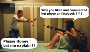 LoL Funny Jokes For fb On Comment Of Boy And Angry Reaction.