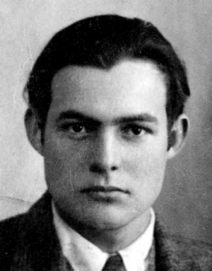 Details about ERNEST HEMINGWAY PASSPORT FAMOUS AUTHORS PHOTOS 8x10