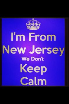 Jersey girl More