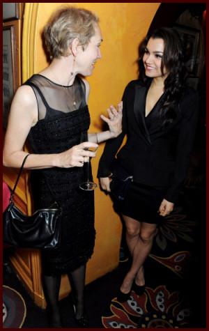 Samantha Barks Lovely Dior