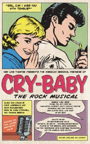 CRY-BABY • New Line Theatre